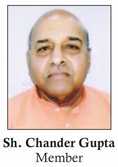 Chander Gupta