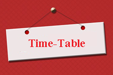 College Time-Table